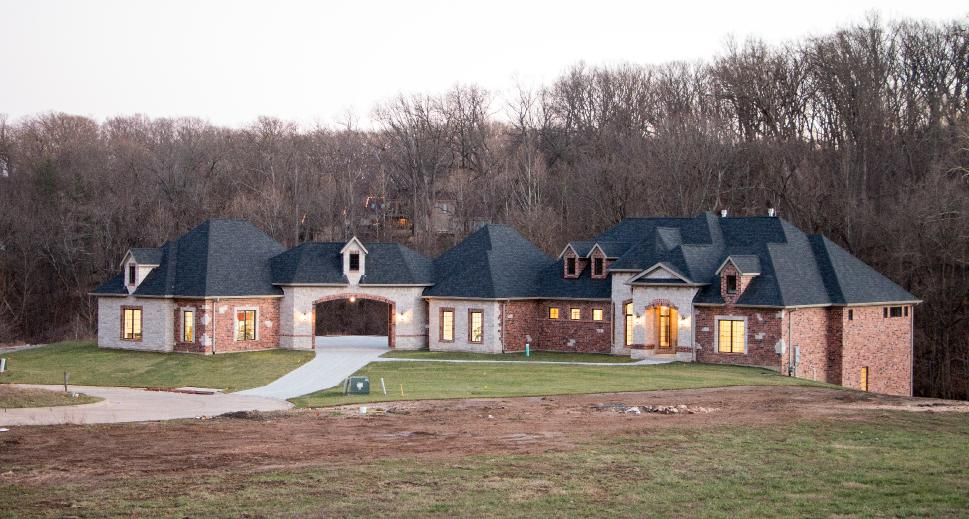 The Abbey - Custom Homes in St  Louis